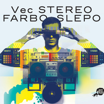 Stereo farbo slepo cover art