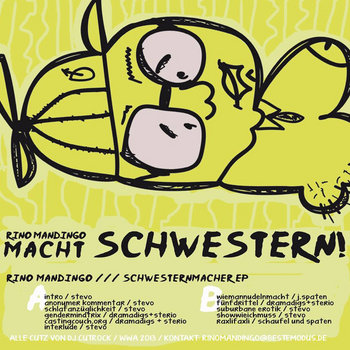 Schwesternmacher cover art