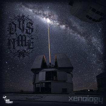 Xenology EP cover art