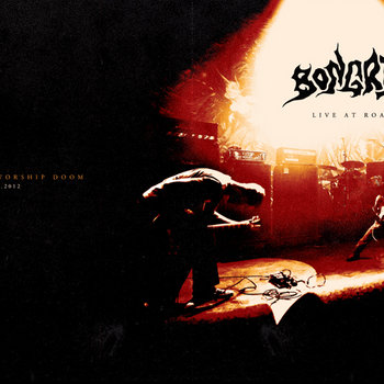 Live At Roadburn 2012 cover art