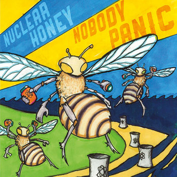 Nobody Panic cover art