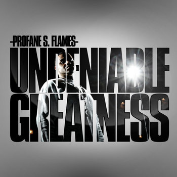 Undeniable Greatness (Maxi-Single) cover art