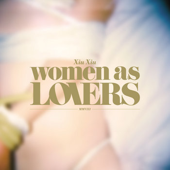 Women As Lovers cover art