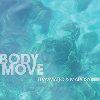 Body Move EP cover art