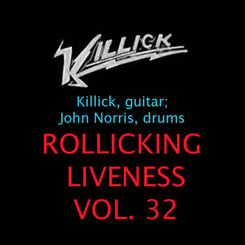 Rollicking Liveness Vol. 32: Athens GA 2.04.12 cover art