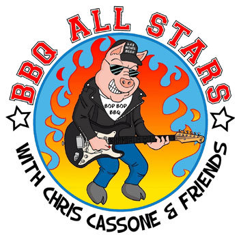 The BBQ All Stars cover art