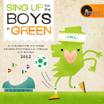 Sing Up For The Boys In Green cover art