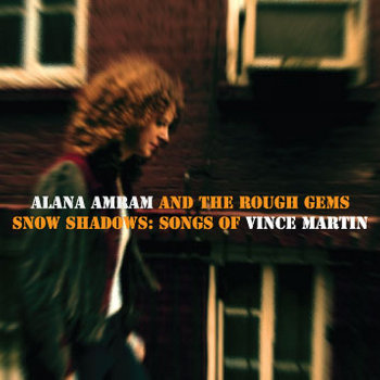Snow Shadows: Songs Of Vince Martin cover art