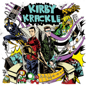 Kirby Krackle cover art