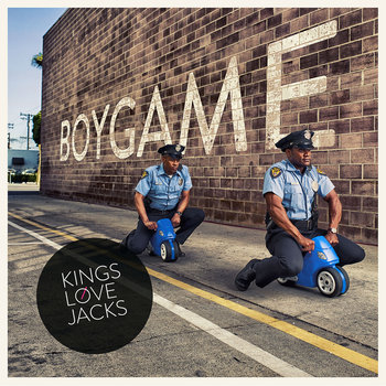 Boy Game cover art