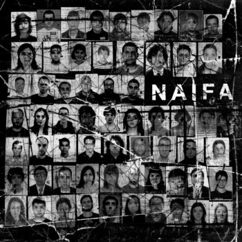 Naifa - LP (2011) cover art