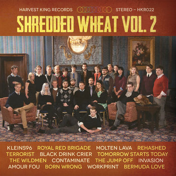 Shredded Wheat Vol. 2 cover art