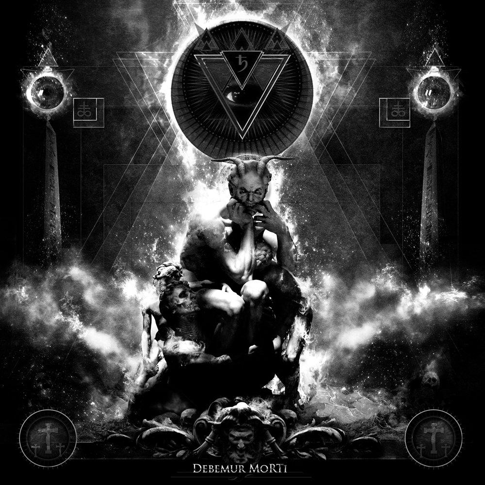 Blut aus Nord - Debemur MoRTi (EP 2014)