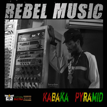 Rebel Music EP cover art
