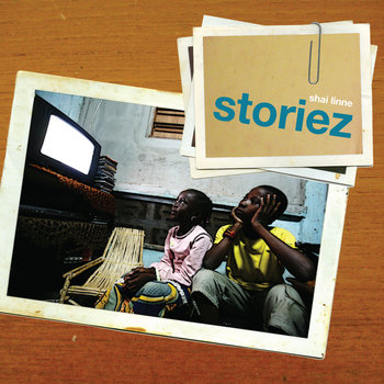 Storiez cover art