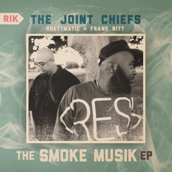 The Smoke Musik EP cover art