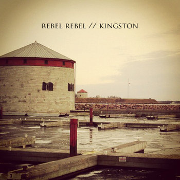 Kingston cover art