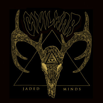 Civil War - Jaded Minds 7&quot; cover art