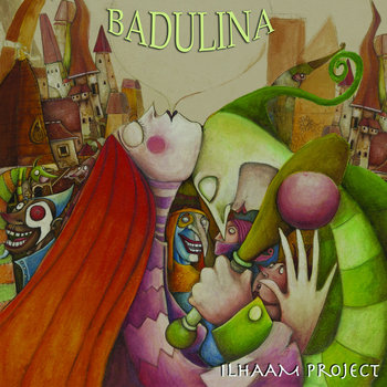 Badulina (2011) cover art