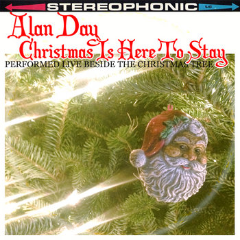 Christmas Is Here To Stay cover art