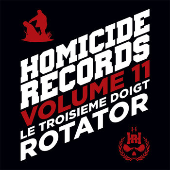 HOMICIDE 11 cover art