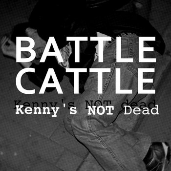 Kenny's not dead cover art