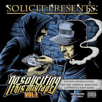 No Soliciting This Mixtape Vol. 1 cover art