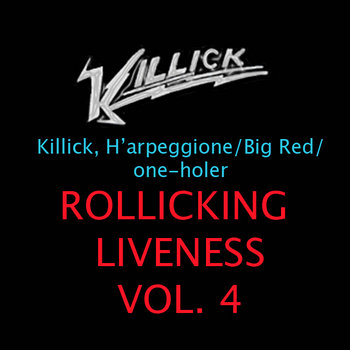 Rollicking Liveness Vol. 4: Athens GA 12.04.10 cover art