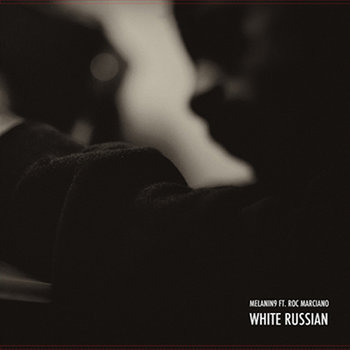 "White Russian 12"" Vinyl cover art"