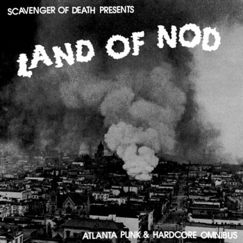 Land of Nod: Atlanta Punk & Hardcore SIDE A cover art