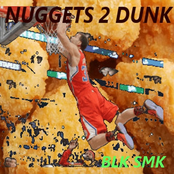Nuggets 2 Dunk EP cover art