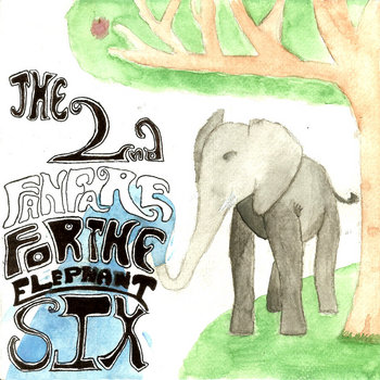 Second Fanfare for Elephant Six, Disc 1 cover art