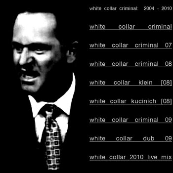 white collar criminal cover art