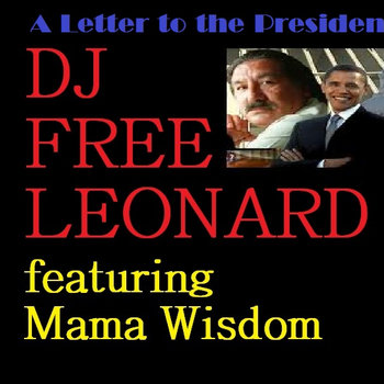 A Letter to the President cover art