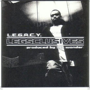 Legsclusives cover art