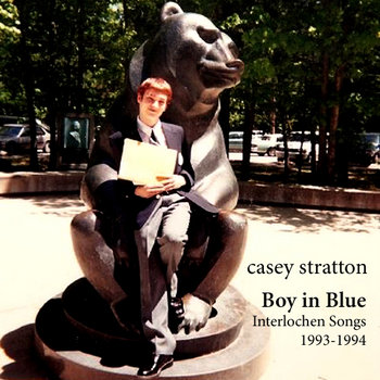 Boy in Blue: Interlochen Songs 1993-1994 cover art