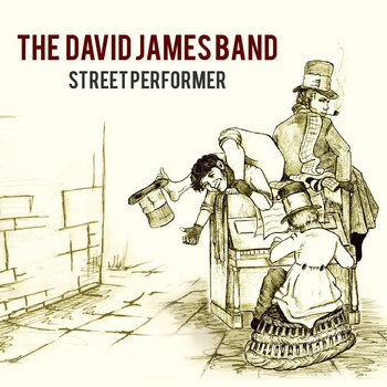 Street Performer cover art