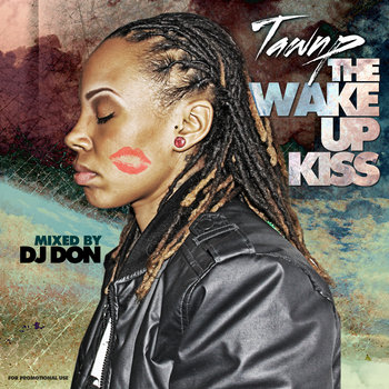 THE WAKE UP KISS cover art