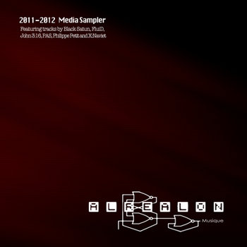 2011/2012 Media Sampler cover art