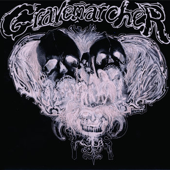 Gravemarcher EP cover art