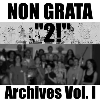 "Archives Vol. I: ""2!"" cover art"
