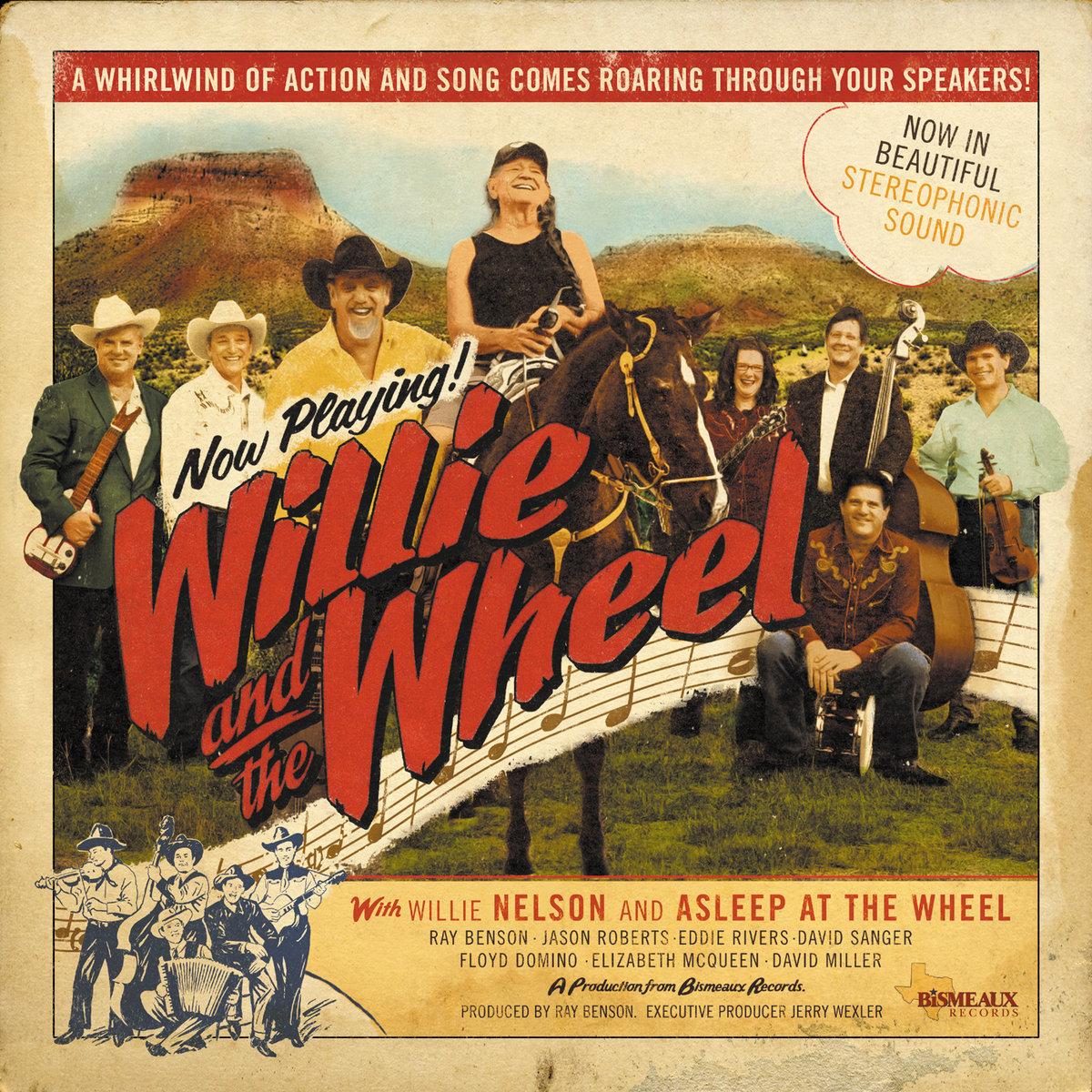 Asleep at the Wheel Album Covers