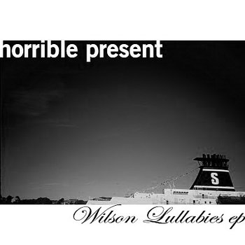 wilson lullabies ep cover art