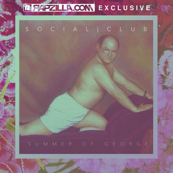 Summer of George cover art