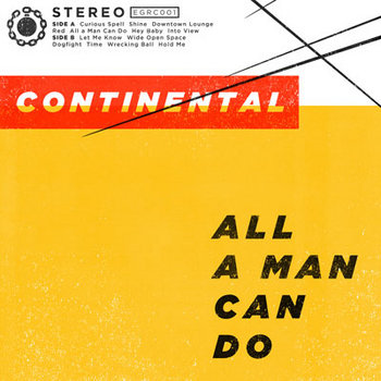 All a Man Can Do cover art