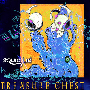 TREASURE CHEST cover art