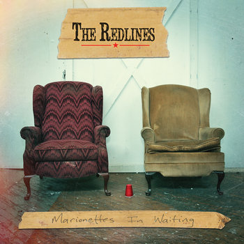 Marionettes in Waiting cover art