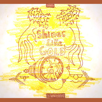 Shines Like Gold (live at McCabe's) cover art
