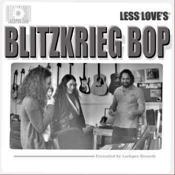 Blitzkrieg Bop (single) cover art