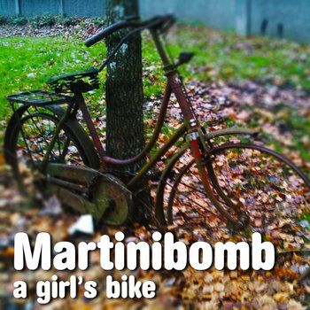 A Girl's Bike cover art